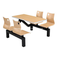Table table de quatre tables à quatre tables (FOH-CBC01)