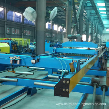 Cold roof tiles roll forming manufacturing machines