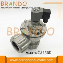 Válvula de polvo de fundición de aluminio CA45DD