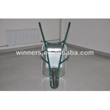 new galvanized west africa wheelbarrow