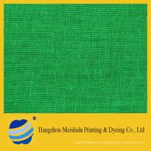 Tecido de linho de algodão 55/45