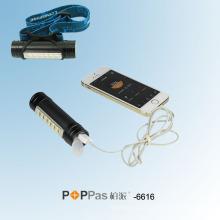 6PCS SMD LED 18650 Bateria Recarregável Banco Lanterna / Farol Poppas-6616