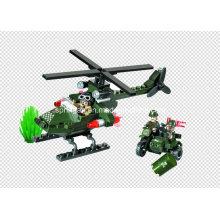 Angriff Serie Designer Chase Combatzones Blocks Spielzeug