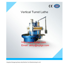Novo Torno Torreta Vertical para venda com o melhor preço em estoque oferecido pela grande Máquina de Torno de Torre Vertical