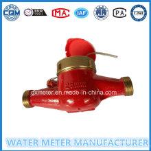 Impulse Transfer Water Meter for Hot Water (Dn15-25mm)