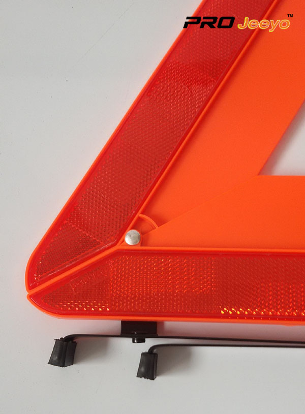Reflective warning triangle JM-002 3