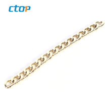 Wholesale High Quality Stainless Steel Handbag Chain Bag Accessories Metal Chain