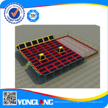High Quality Large Indoor Trampoline