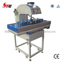 CE a approuvé la machine de transfert de chaleur de station simple 60X130cm0cm