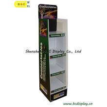 Energy Saving Lamp Paper Display, LED Cardboard Display (B&C-A075)