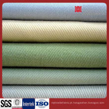 Tecido de sarja de algodão fabricado na China