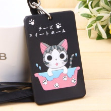 Promotion Various Shapes 2d Soft PVC Luggage Tag