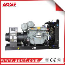 AC 3-фазный генератор, трехфазный тип переменного тока 600KW 750KVA генератор