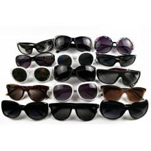 Heißer Verkauf Kunststoff Sonnenbrille Low Priced Batch
