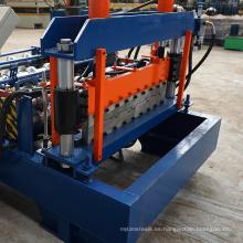 Curvadora del ángulo de doblez del metal de acero / rollo caliente de la venta que forma la máquina