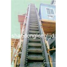 Rubber Corrugate Sidewall Conveyor Belt