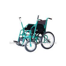 Hauspflege faltbare bariatric Standard Rollstühle BME4640 für ältere CE CE