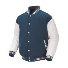 2016 Nova chegada de tecido de alta qualidade para jaqueta universitária