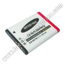 Appareil photo Samsung batterie SLB-0837B