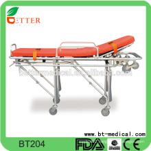 hospital ambulance folding stretcher for sale