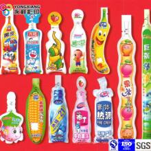 Пластиковый пакет для жидких напитков