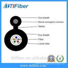 12 cable de fibra óptica al aire libre del solo-modo de la base singlemode
