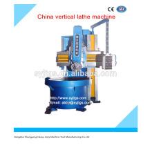 China máquina de torno vertical Preço de venda quente em estoque