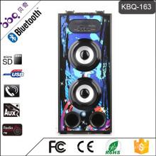 Барбекю КБК-163 10Вт 1200мач 2016 горячий Продажа Bluetooth из светодиодов спикер лампы