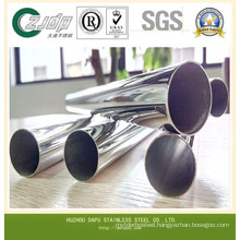 304 Stainless Steel Welded Pipe for Kitchen Use