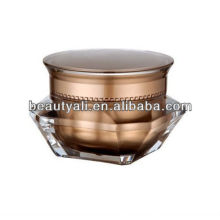 Diamond Cosmetic Acryl Jar 5ML 10ML 15ML 30ML 50ML