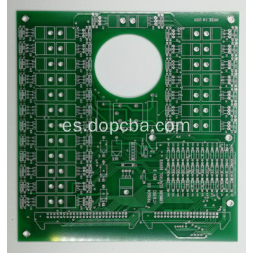 2Layer FR4 placa de circuito impreso LED PCB