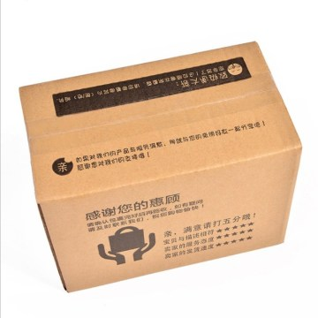 color printed carton box