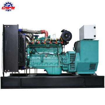 80 kW bürstenloser 6140D Gasgeneratorsatz