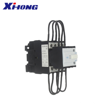 3 Poles CJ19-32 32A Magnetic Circuit Switching Capacitor Ac Contactor