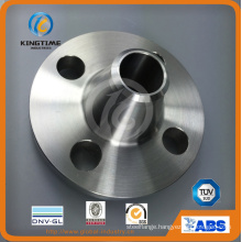 F316/F316L Stainless Steel Wn Flange Forged Flange with TUV (KT0014)