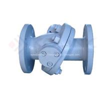 Clapet basculant-disque