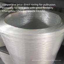 Производство гибкого шлангового троса C-Glass Direct Roving