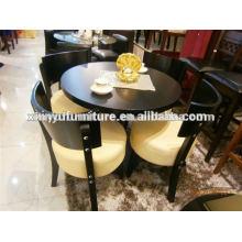 Деревянная мебель для кофейни XDW1008