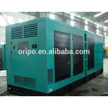 Projeto da central de energia diesel de Cummins no gerador silencioso do tipo para o uso industrial