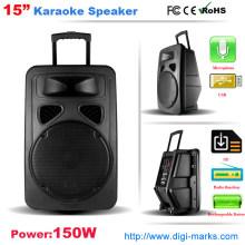 Rechargeable Battery DJ Speaker Wireless Bluetooth Function