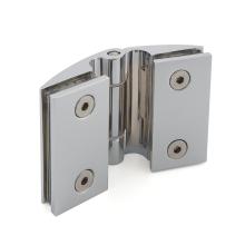 Bisagra de puerta de ducha de acero inoxidable 175 ° para baño