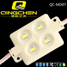 2015 Top Sale 4PCS High Power Single Color for Advertisiing Sign LED Module 5730