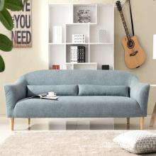 Modern European Leisure Living Room Fabric Sofa