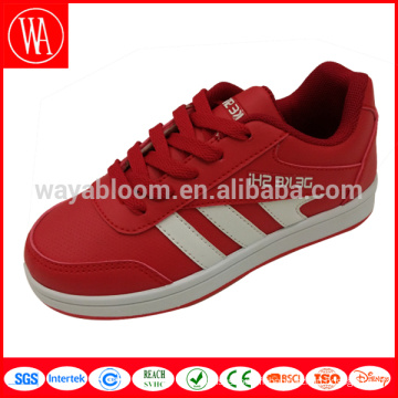 Chaussures en cuir décontractées personnalisées et confortables