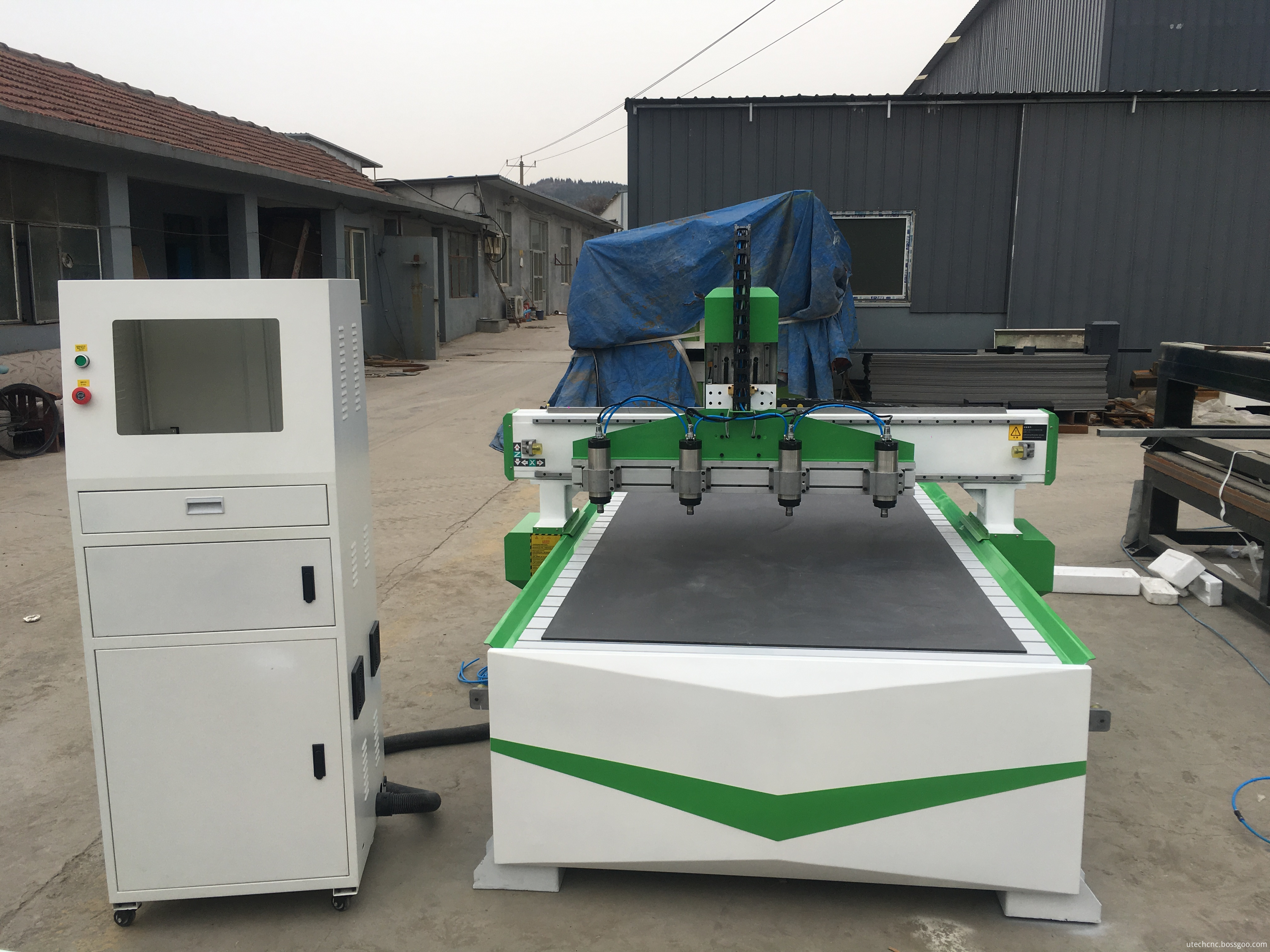 cnc router woodworking 4 axis
