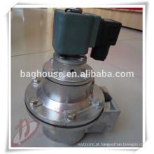 Válvula de pulso de ângulo reto válvula de aço inoxidável fabricante