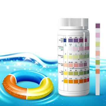 Top quality pool test kit chemicals