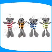 Reflexivo cuelga juguetes de peluche o juguetes de peluche para regalo
