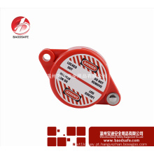 Bloqueio de etiquetas de notificação de posição da válvula Bloqueio da válvula BDS-F8611