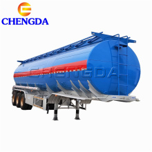 Remolque cisterna de combustible de gasolina de 40000 litros